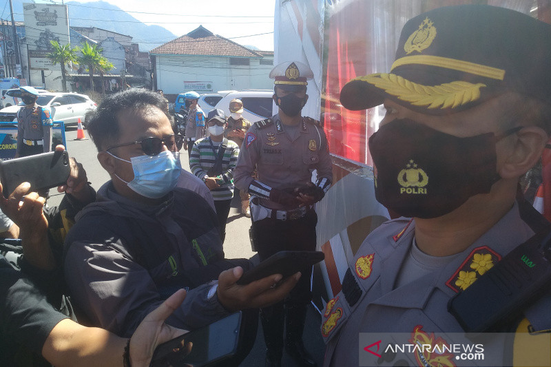 Pembuat video provokatif dan disinformasi di Garut ditangkap