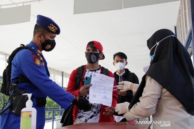 Dumai perketat pengawasan penumpang dari Jawa
