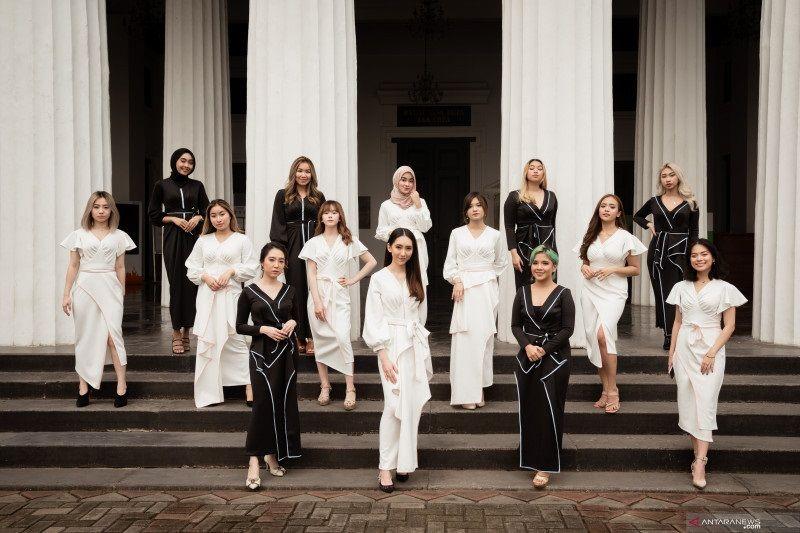 """Brand fashion"" wanita lokal At Vezzo kolaborasi dengan TikTok"
