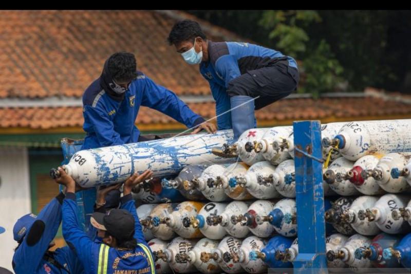 Pakar ungkap langkah India atasi krisis oksigen medis
