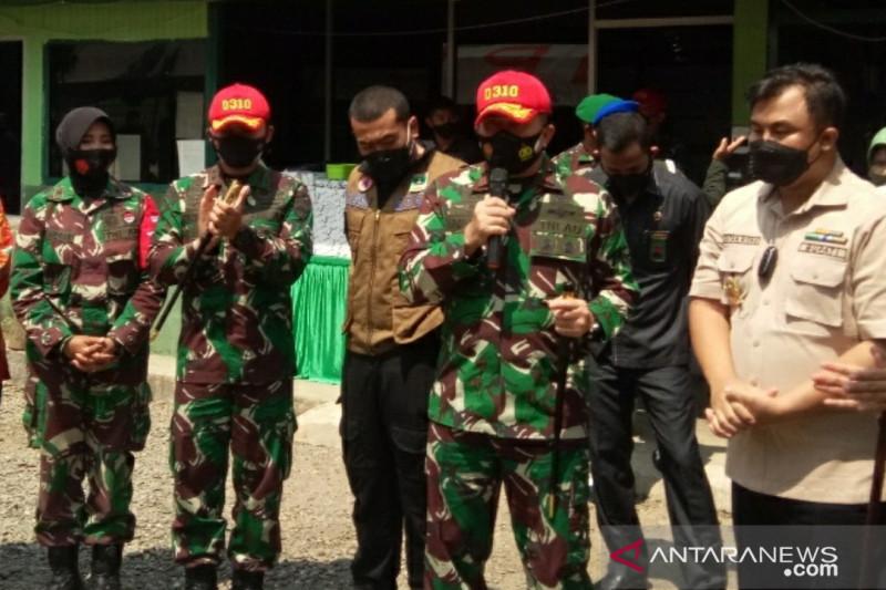TNI berencana vaksin keliling jangkau masyarakat pelosok