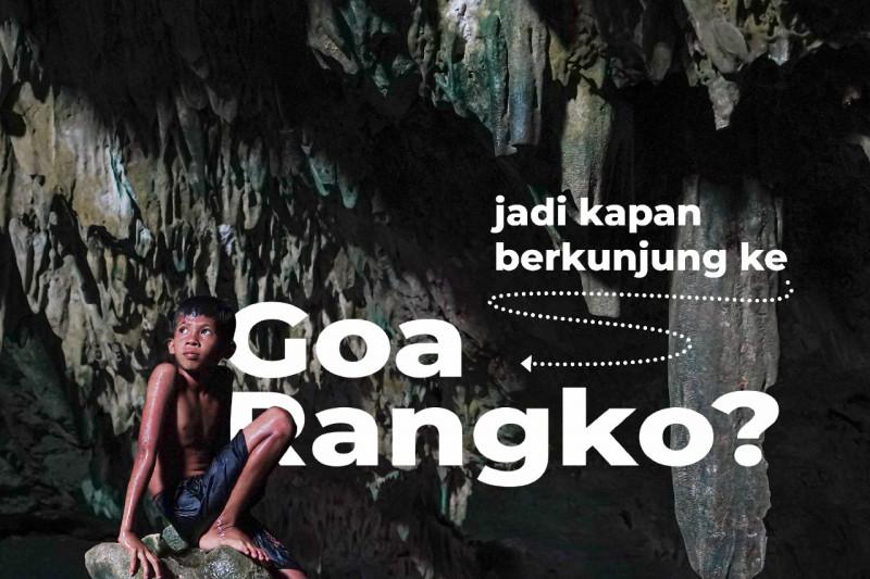 Mengenal lebih dekat Desa Wisata Goa Rangko di Mabar