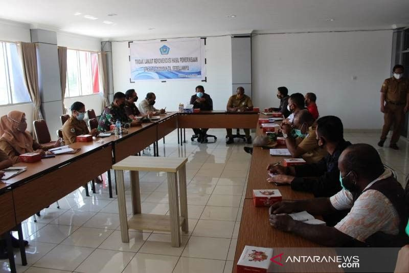 DPMK Jayawijaya minta 328 kampung membentuk relawan penanganan COVID-19