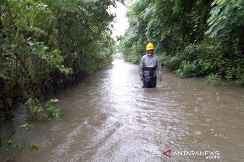 Empat Kecamatan Terendam Banjir Di Aceh Besar Akibat Hujan Deras Antara News