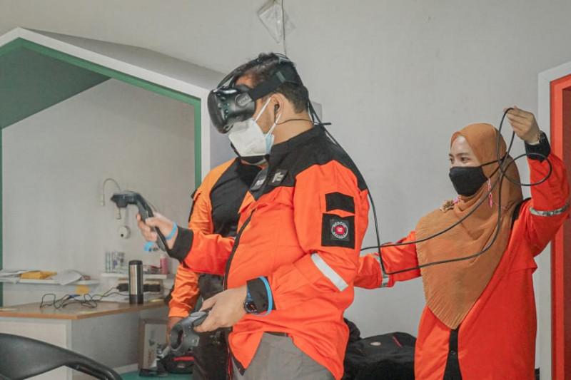 DMC DD luncurkan alat disaster virtual reality simulation