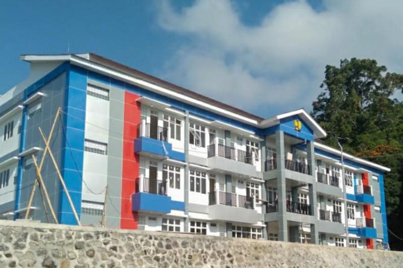 Kementerian PUPR bangun Rusun Mahasiswa Unima Sulut senilai Rp14,63 miliar