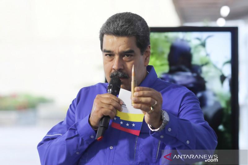 """Presiden Maduro sebut surat Vatikan sebagai  """"ringkasan kebencian"""""""