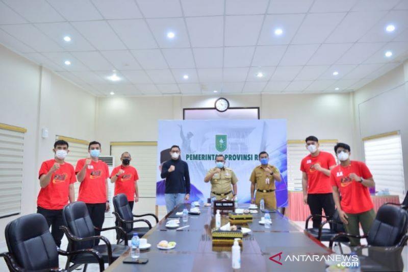Tim basket 3on3 Riau diharapkan raih emas PON Papua