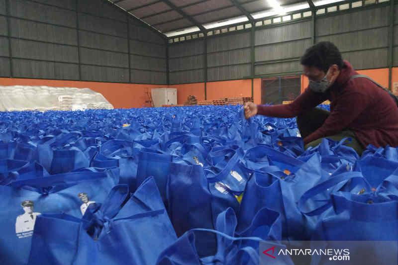 Pemkot Cirebon distribusikan bansos tahap dua untuk 2.175 KPM