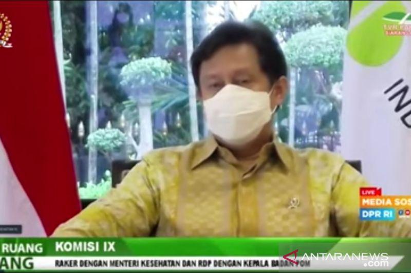 Presiden Jokowi minta sisa stok vaksin segera dihabiskan