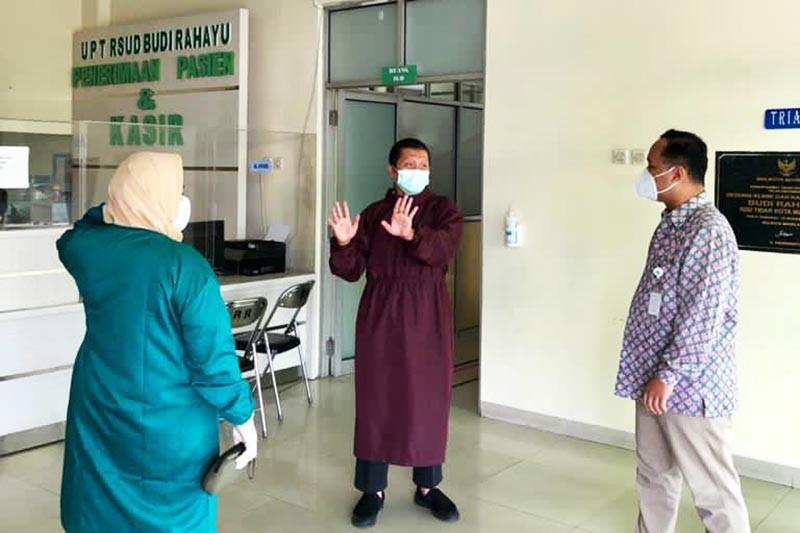 Pemkot Magelang siapkan RSUD Budi Rahayu menjadi RS rujukan COVID-19