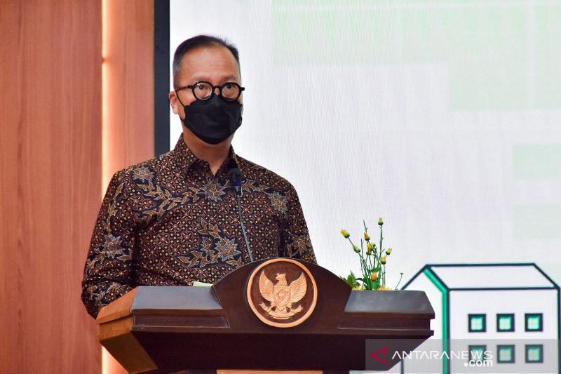 Kemenperin sediakan fasilitas isoman dilengkapi oksigen di Bogor dan Bandung