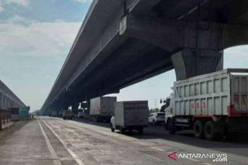 Jasa Marga rekonstruksi Tol Japek tingkatkan standar pelayanan