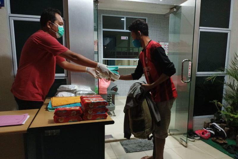 Lima buruh migran NTB positif COVID-19 dikarantina di Tanjungpinang