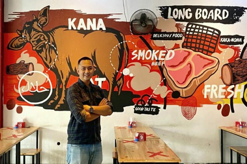 Se'i Sapi Kana populerkan kuliner Indonesia Timur via ekosistem digital
