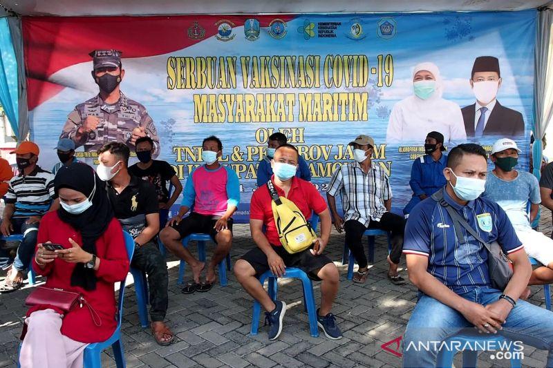 Hingga 13 Juli, Indonesia menerima 137,6 juta vaksin dari 4 produsen