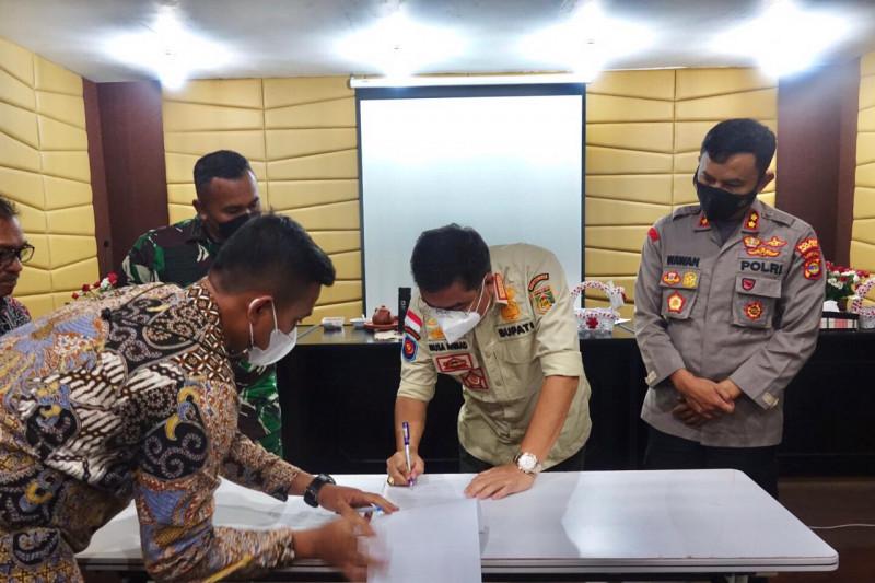 Pemkab Lampung Tengah bentuk Satgas Percepatan Penanganan Oksigen