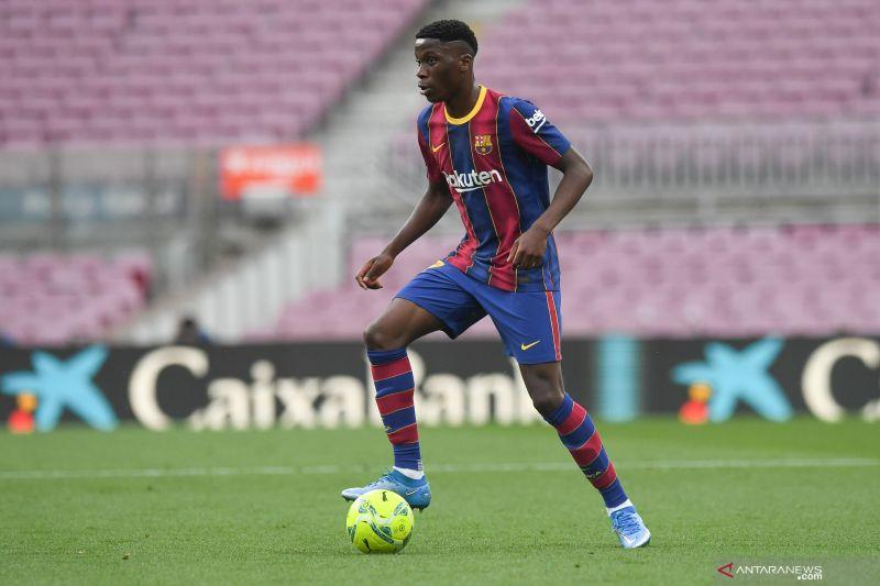 Ilaix Moriba sebut Barcelona telah berbohong kepada media tentang dirinya