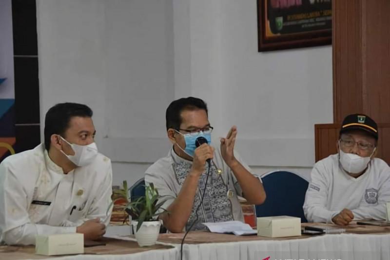 Persiapan lomba nasional, tim provinsi lakukan pembinaan ke Ganting