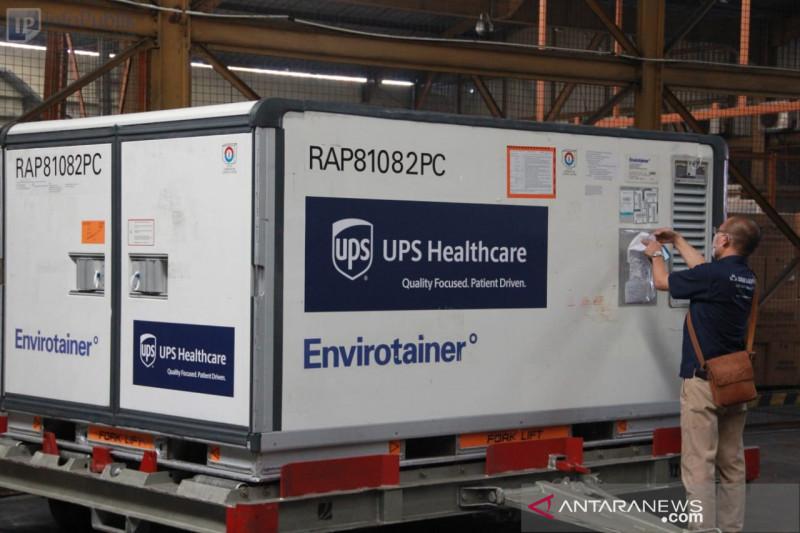 AstraZeneca telah realisasikan pengiriman 14,7 juta vaksin untuk Indonesia