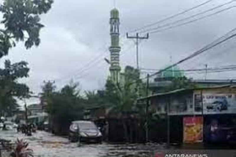 BNPB peringatkan sejumlah daerah Jabar berpotensi banjir