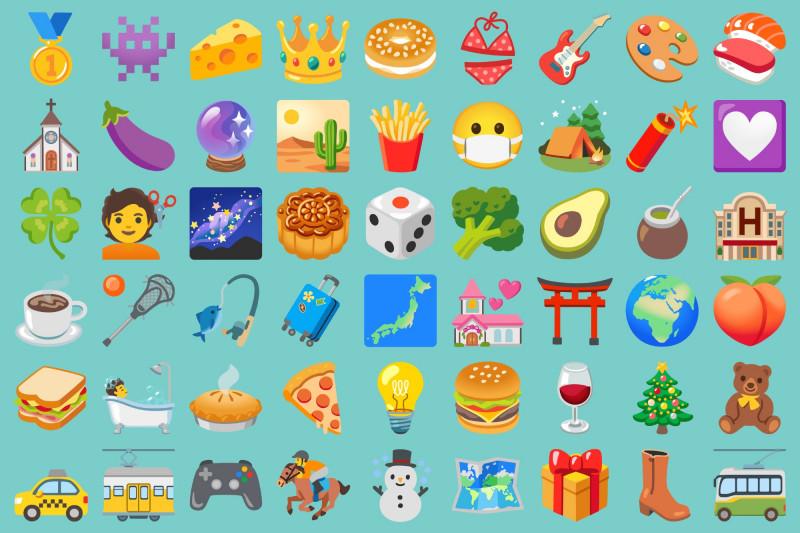 Hari Emoji Sedunia, ini kumpulan emoji baru  untuk Android 12