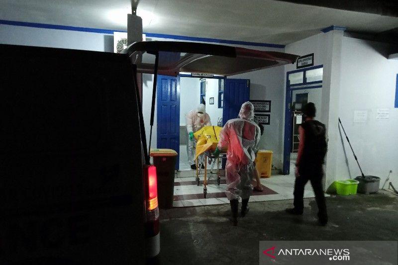 Seorang pria ditemukan meninggal di seberang SPBU Buntok