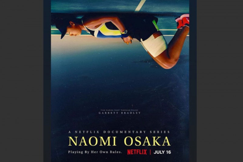 Film dokumenter Naomi Osaka  dirilis di Netflix