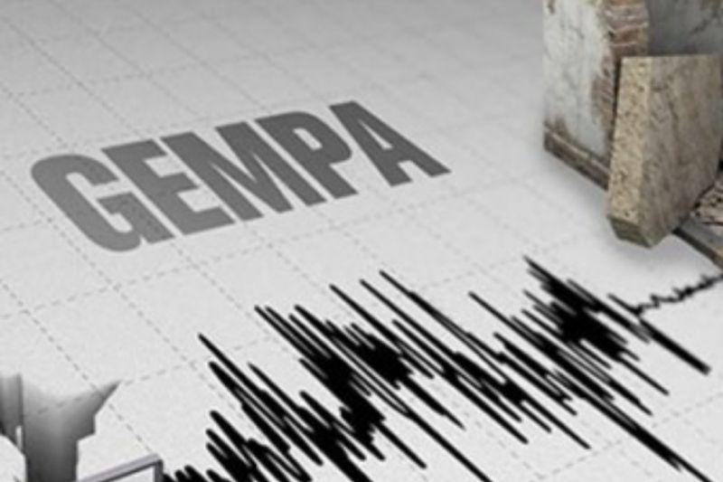 Gempa bumi magnitudo 5,0 guncang Luwu Timur