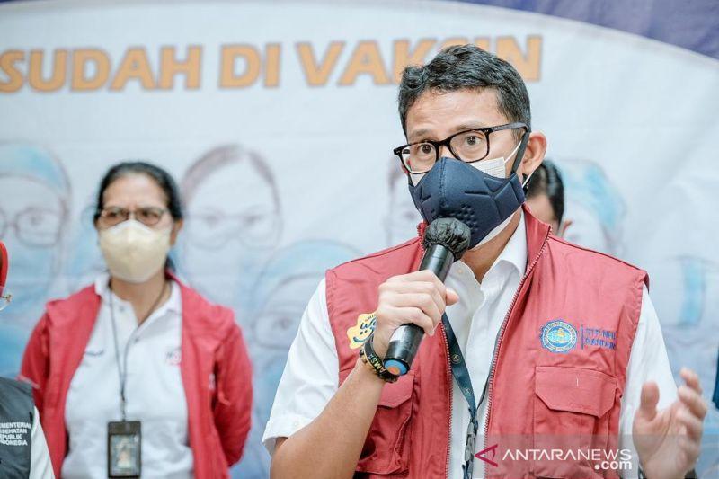 Menparekraf pertimbangkan tambah alokasi hibah pariwisata di Jawa Barat