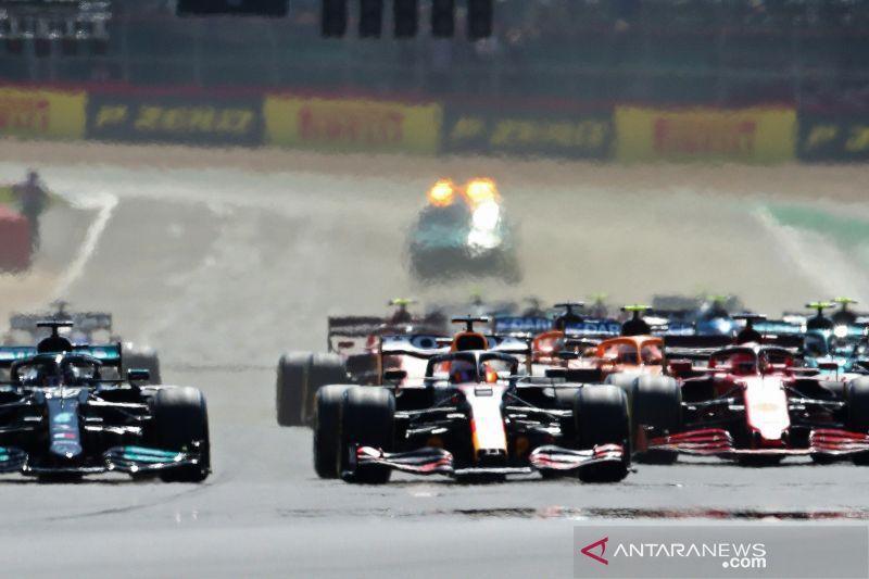 GP Hungaria siap panaskan kembali rivalitas Red Bull dan Mercedes