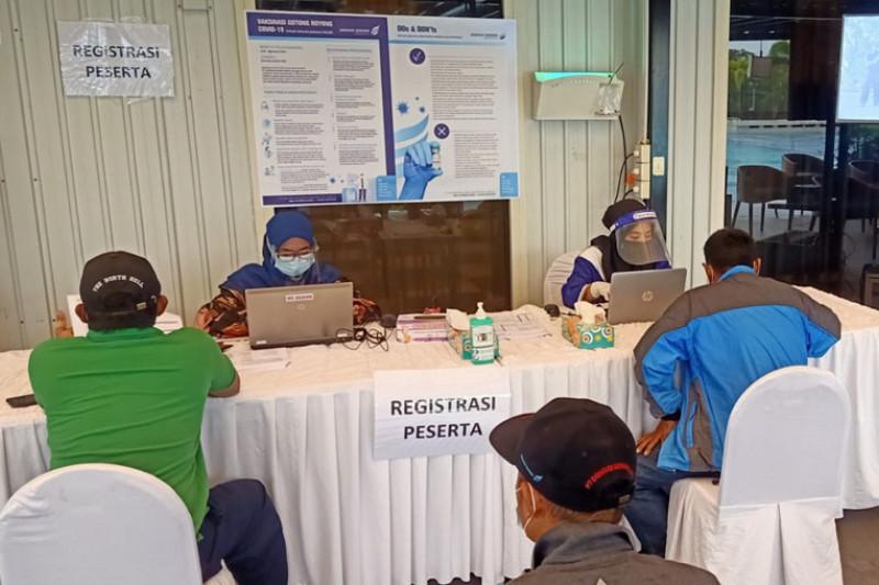 PT Donggi-Senoro LNG laksanakan vaksinasi COVID-19