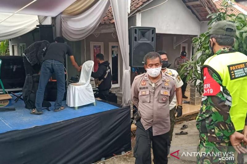 Bupati jatuhkan sanksi tipiring untuk ASN gelar resepsi nikah di Cibeber