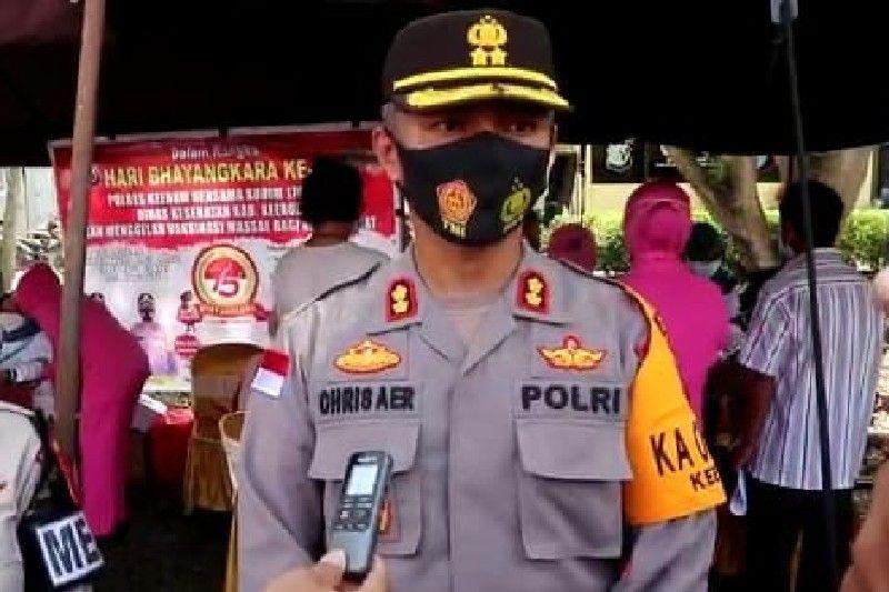 Kapolres Keerom: Sembilan warga yang diamankan tak terlibat KNPB