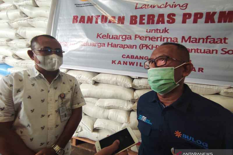 Bulog Sulselbar dorong pemerintah kabupaten/kota serap beras untuk ASN