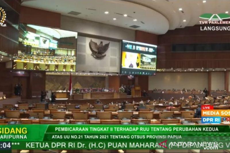 JDP LIPI sampaikan 4 hal kunci implementasi UU Otsus Papua