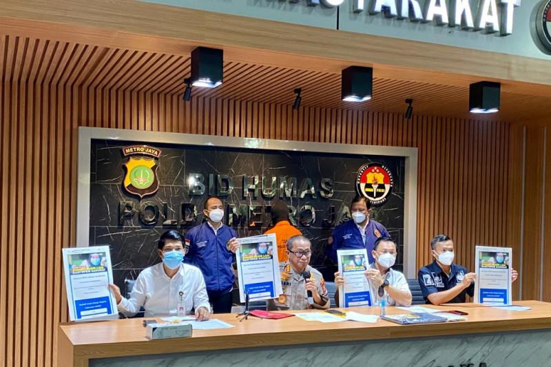 Penyebar hoaks bansos ditangkap