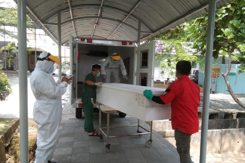 Pasien COVID-19 meninggal dunia di Gunung Kidul capai 28 kasus