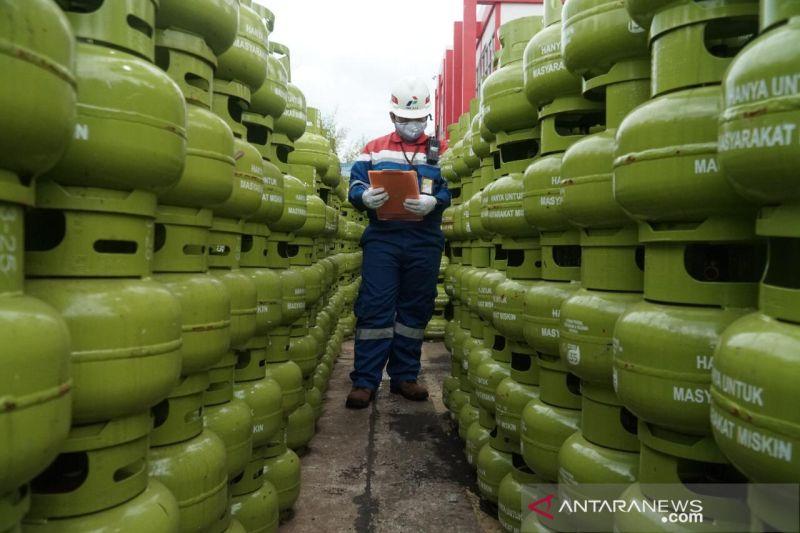 Pertamina Tambah 339.240 Tabung LPG 3 Kg di Kalimantan Jelang Idul Adha