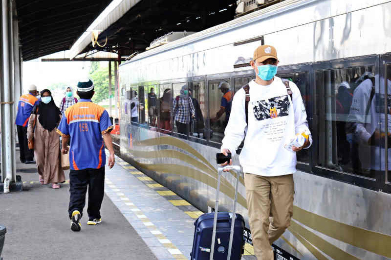 KAI Cirebon: Pada 20-25 Juli hanya layani penumpang khusus