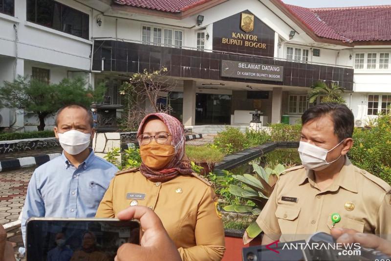 Bupati Bogor Ade Yasin harapkan jajarannya hemat anggaran