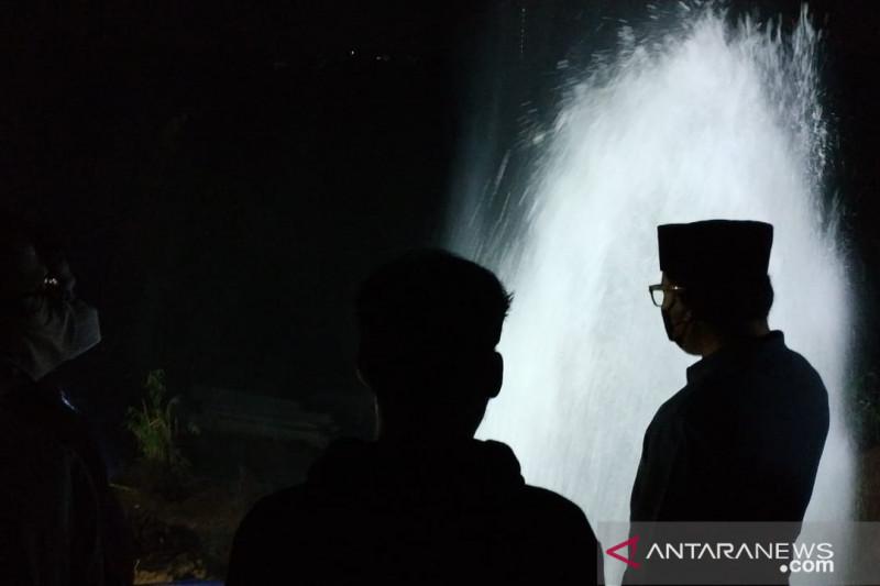 35.000 pelanggan Kota Bogor terganggu akibat pipa PDAM rusak