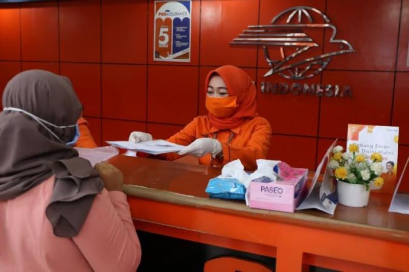 Pos Indonesia optimalkan penyaluran Bansos Tunai bagi masyarakat