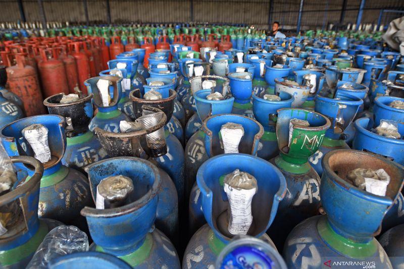 Polisi dalami kasus dugaan penimbunan oksigen