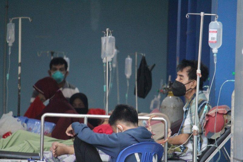 Berpacu selamatkan asa dan jiwa di tengah lonjakan pandemi COVID-19