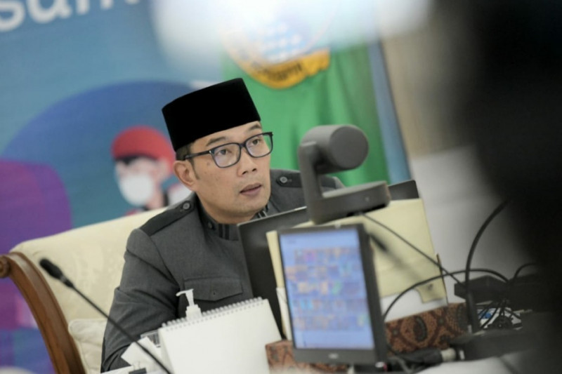 Ridwan Kamil: 80.000 pasien COVID-19 di Jawa Barat jalani isolasi mandiri