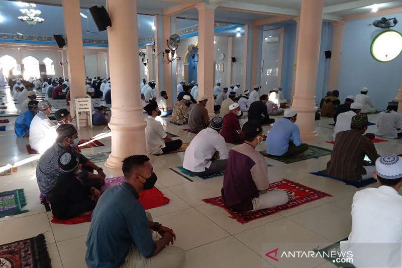 Kapolres: Shalat Idul Adha di Bartim sudah sesuai protokol