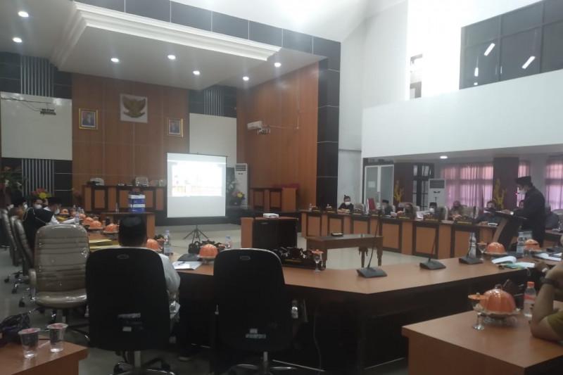 DPRD Palu: RPJMD 2021-2026 harus bisa tingkatkan ekonomi masyarakat