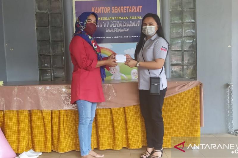 Honda DAW berikan bantuan Idul Adha Panti Asuhan di Sulawesi Utara