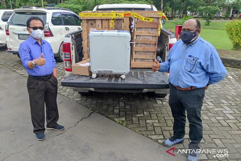 PT Freeport bantu peralatan oksigen konsentrator RSMM dan RSUD Mimika